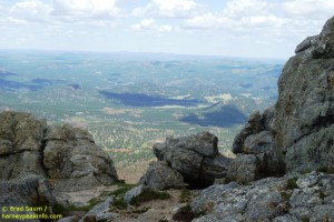 View from Harney Peak / Black Elk Peak