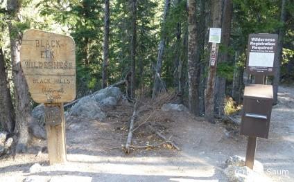 Harney Peak Trail - Black Elk Peak