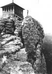 Harney Peak Fire Lookout Tower